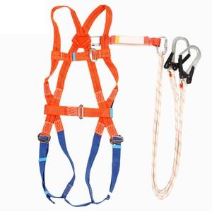 Image 2 - Ремень безопасности пятиточечный с двойным крючком, система безопасности, оборудование для защиты от падения, высокая производительность