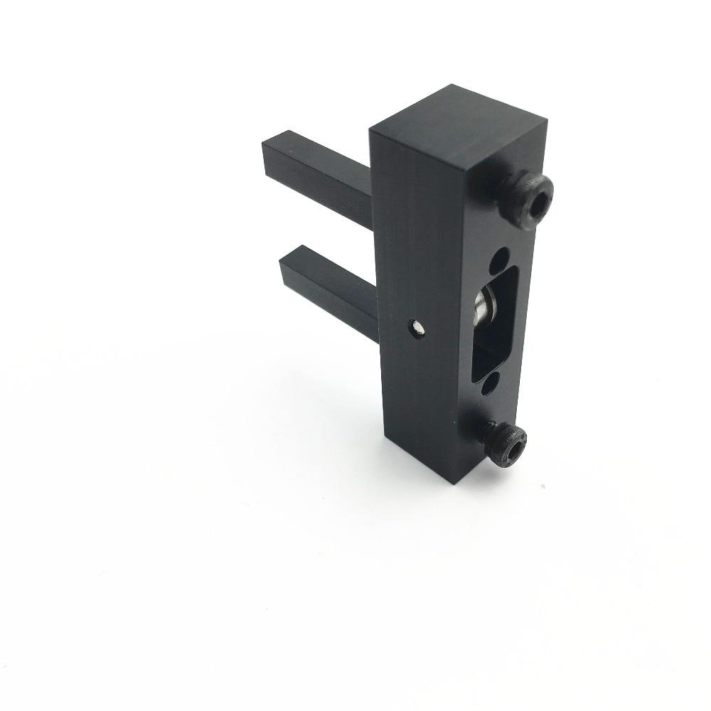 Funssor 1pcs AM8/ Anet A8 aluminum X axis belt tensioner kit for AM8 3D Printer Anet A8 Improved X-belt Tensioner цена