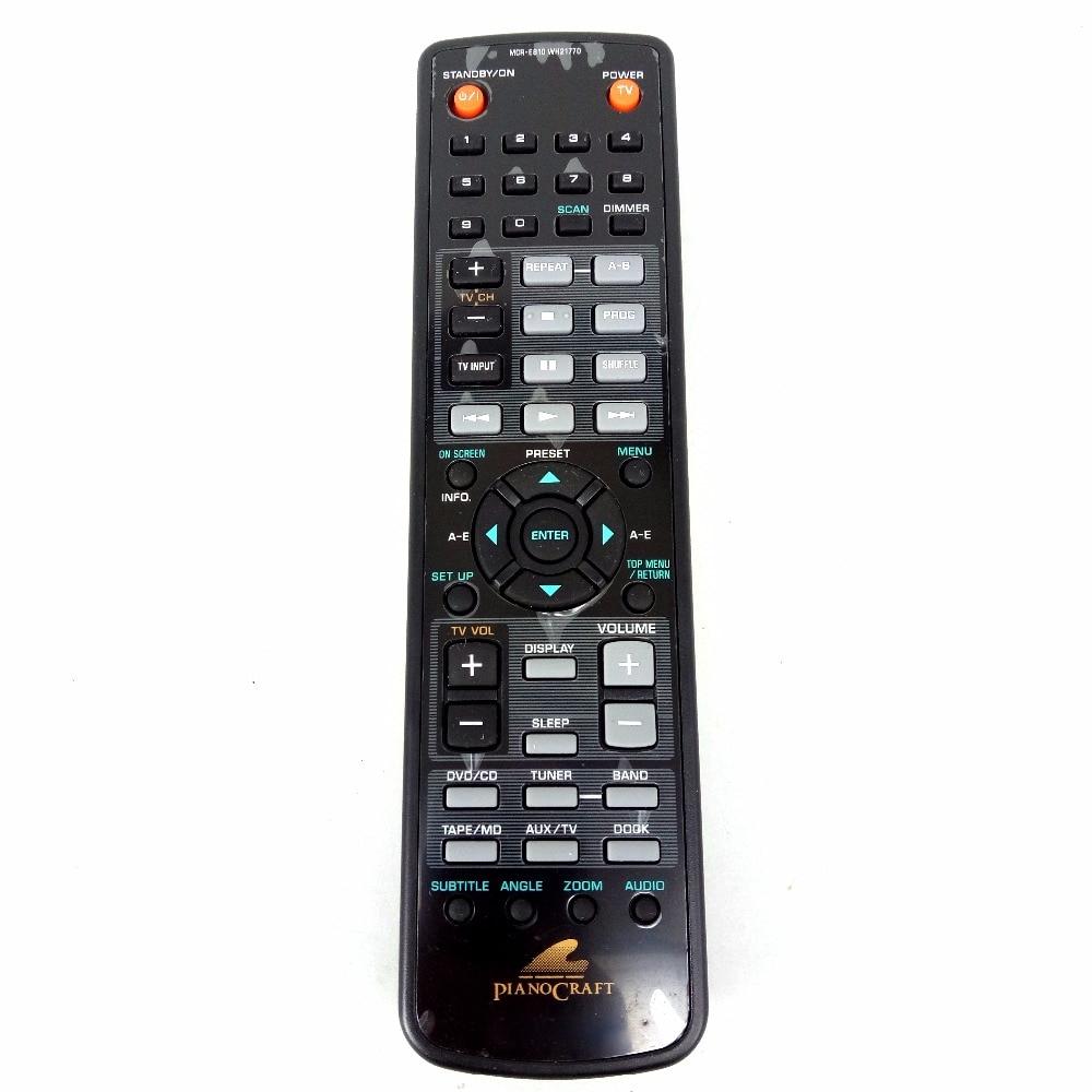 NEW Original Remote Control for Yamaha  WH21770 for MCR-E810 RX-E810 PianoCraft Fernbedienung yamaha mcr b020 orange
