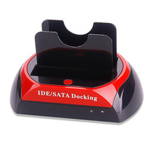 High speed USB2 0 hard drive IDE SATA hard drive base 2 5 inch 3 5