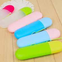 Portable Travel Toothbrush Storage Box Protective Cover Camping Kit YH-460405