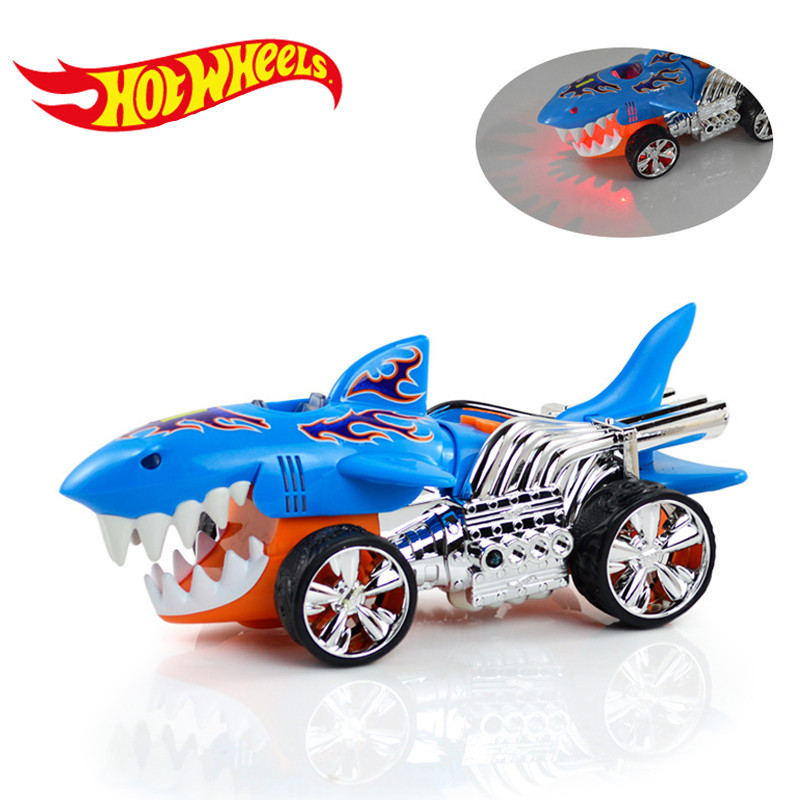 Hot Wheels Acousto Optic Electric Toy Car Deep Sea Shark Cfg36 Free Shipping On Aliexpress Alibaba Group