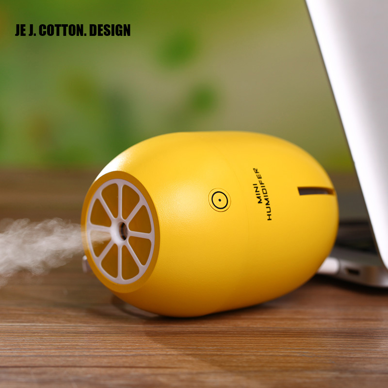 Newest Ultrasonic Mist Maker Fogger USB Mini Air Humidifier for Home 180ML Air Purifier Freshener Car Humidifiers with Led Light