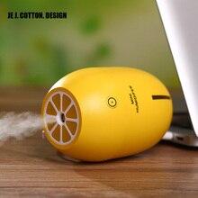 Mini Lemon Shaped USB Air Humidifier