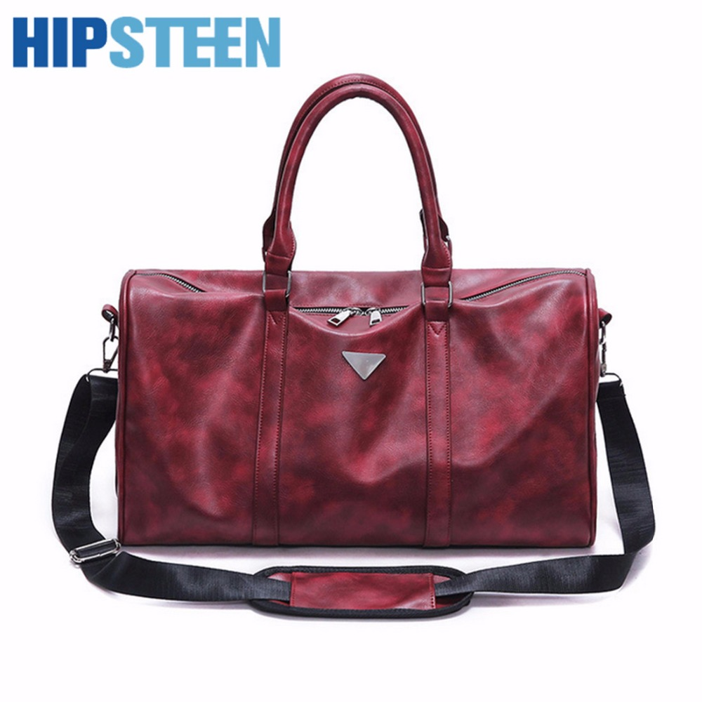 HIPSTEEN Luxury Women Bag Travel bags Tote&Shoulder Handbags With Good Design For Women Female Lady Teenager Traveling Hot Sale