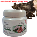 Moisturizing Nourishing Damaged Repair Hair Mask Treatment Garlic  Essence Masks For Hair 550g