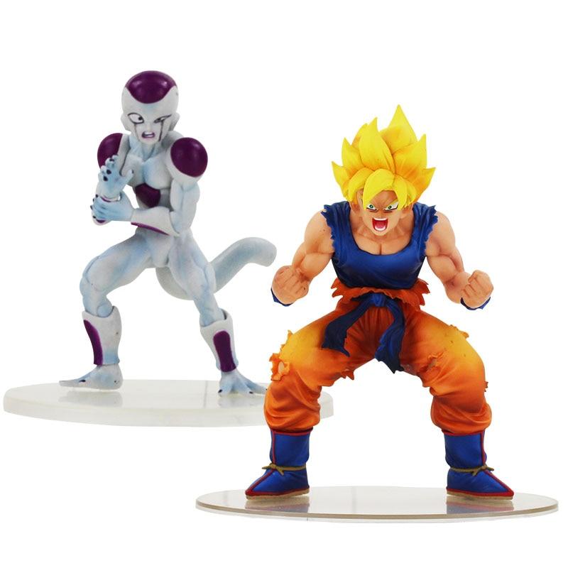 Banpresto Dragon Ball Z Dramatic Showcase 3 Freeza Frieza PVC Figure