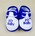 Babyshower Toddler Shoes Baby First Walkers Newborn Shoes Letter Pattern Girls Shoes Baby Schoentjes Soft Baby Walker + Headwear