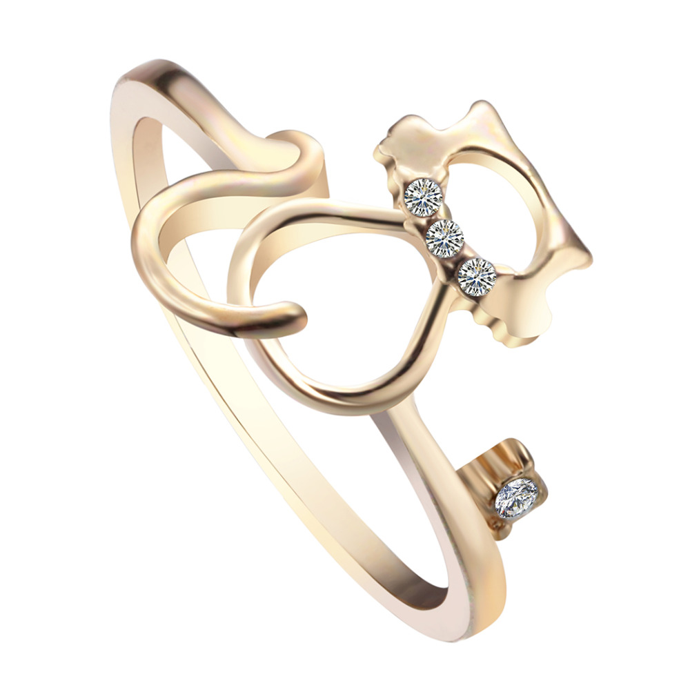 hello kitty sivler ring hello kitty wedding ring Hello Kitty Silver Ring