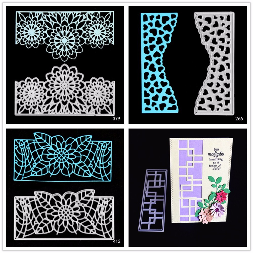 Happy birthday Design Cutting Dies For DIY Scrapbooking Birthday Photo Album Decorative Embossing Paper Cards.