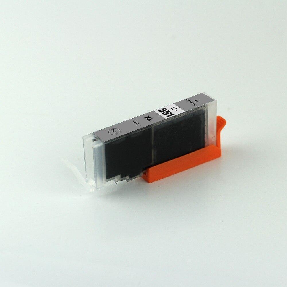 Картридж для чернил BLOOM, совместимый с Canon PIXMA MG5450 MG5550 MG5650 MG6350 MG6450 MG6650 MG7550 Ip7250 MX725 IX6850