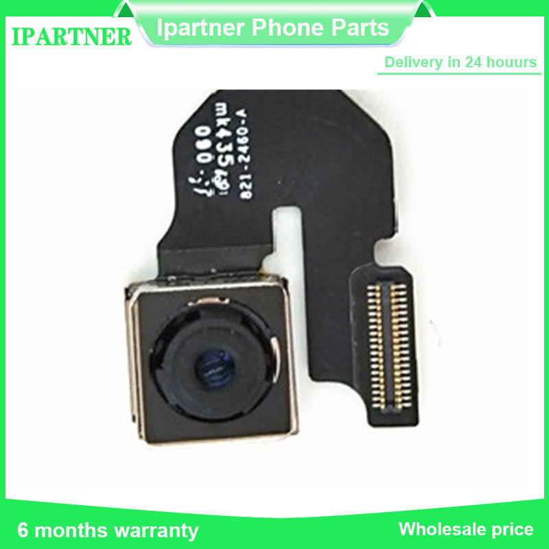 For Iphone 6 6s 6 Plus New Main Rear Back Camera Module Lens Flash