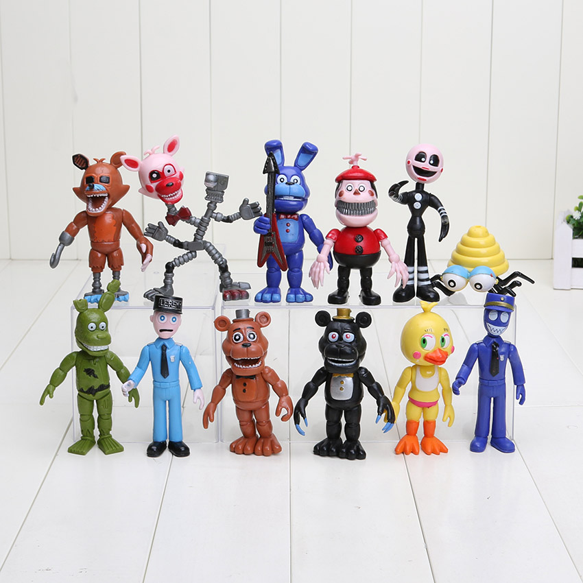 Aliexpress.com : Buy 12pcs/set FNAF Five Nights At Freddys