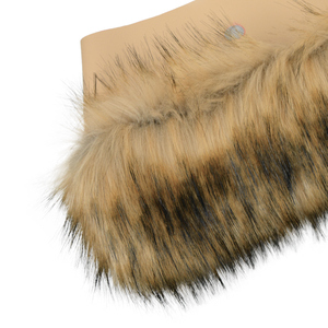 Image 3 - New Trim Faux Raccoons Fur Plush for O BAG Thermal Plush Decoration Fit for Classic Big Mini Obag