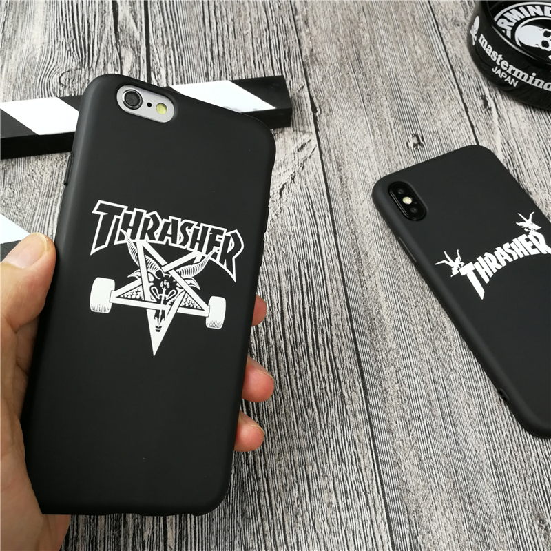 Thrasher Phone Case