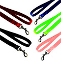 120cm Strong Nylon Dog Pet Lead Leash with Clip for Dogs Collar Harness Daily Walking 5 Colours Drop Shipping
