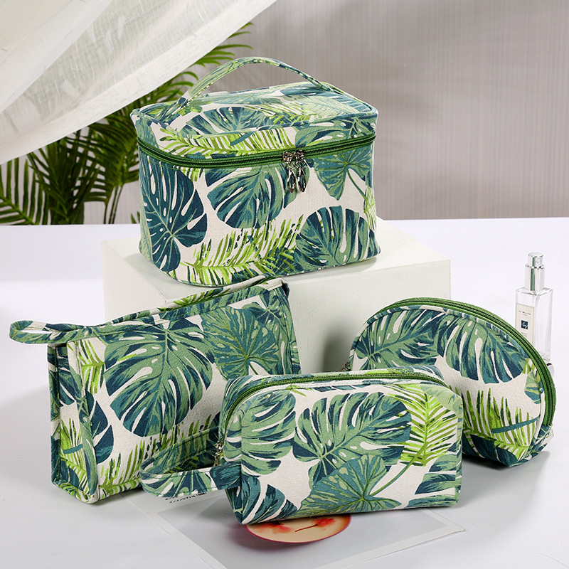 2019 Fashion Brand Women Waterproof Cosmetic Bags Make Up Travel Toiletry Storage Box Makeup Bag Wash Organizer Cases