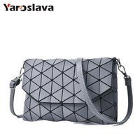 Matte Designer Women Evening Bag Shoulder Bags Girls Bao Bao Flap Handbag Fashion Geometric BaoBao Casual