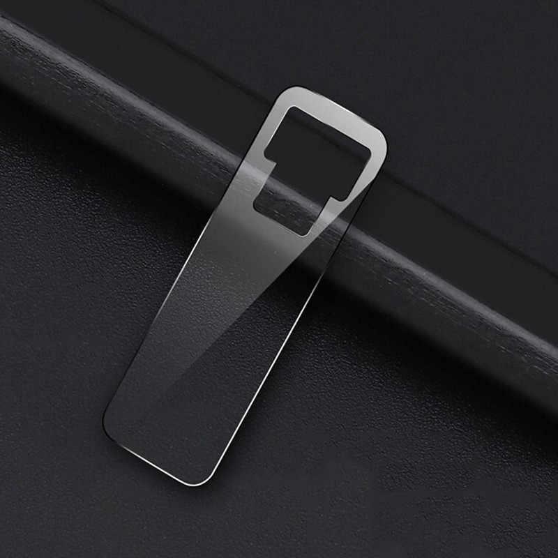 لسامسونج S10plus المضادة للبصمة الترا رقيقة الزجاج المقسى كاميرا حامي عدسة 2.5D المقسى زجاج عليه طبقة غشاء رقيقة واقي للشاشة