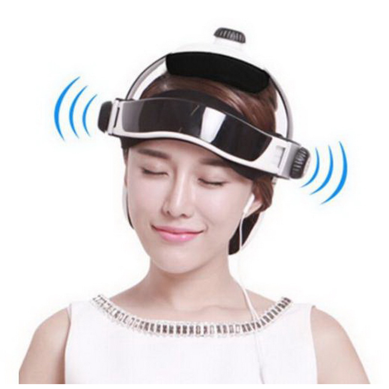 331021/High-quality materials/Head massager / brain relaxed head eye one massage instrument/Head Massage Machine/