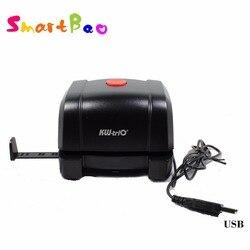 Perforateur électrique automatique 2 trous appareil pratique prise USB et piles «AA» poinçon électrique personnel 2 trous 10 papiers une fois