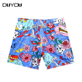 PP Bag Packaging Brand Clothing Mens Beach Shorts Skull Printing Bermuda Style Breathable Casual Men's Quick-drying Shorts