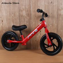 New Pedal-less Balance Bike Kids Balance Bicycle for 1~5 Years Old Children Complete Bike for Kids Outdoor Toys Ride on Car