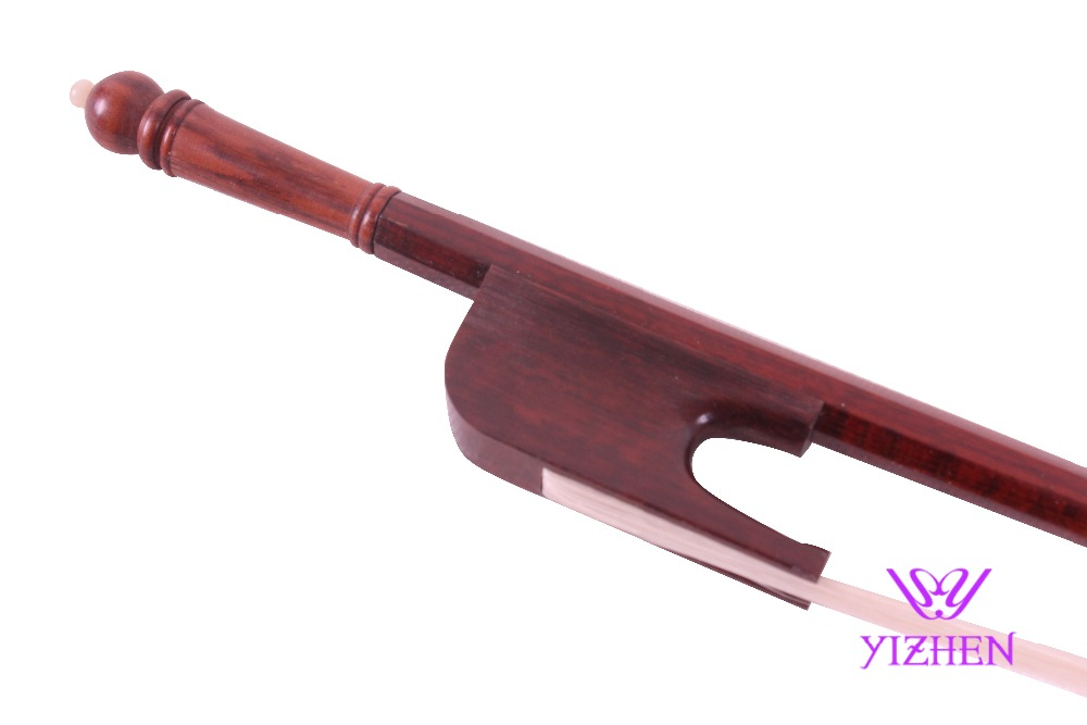 1 pcs 4/4 violin Bow Baroque Snakewood Ebony f rog High Quality New XB-010 3 pcs 4 4 violin bow baroque ebony straight high quality r3 1