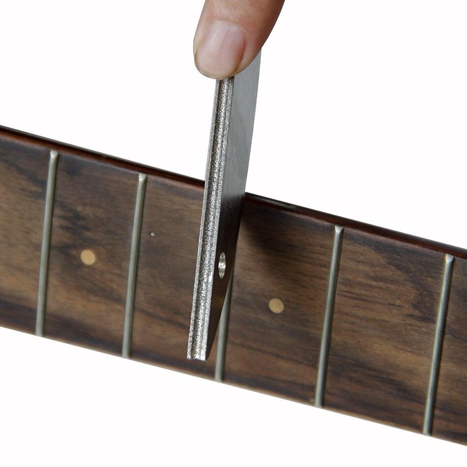 Herramientas profesionales de guitarra MUKU / Lima de acero - Instrumentos musicales - foto 6