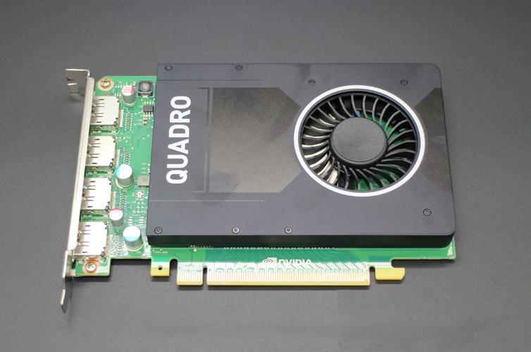 Quadro M2000 4GB Professional Graphics Card Warranty three years used original