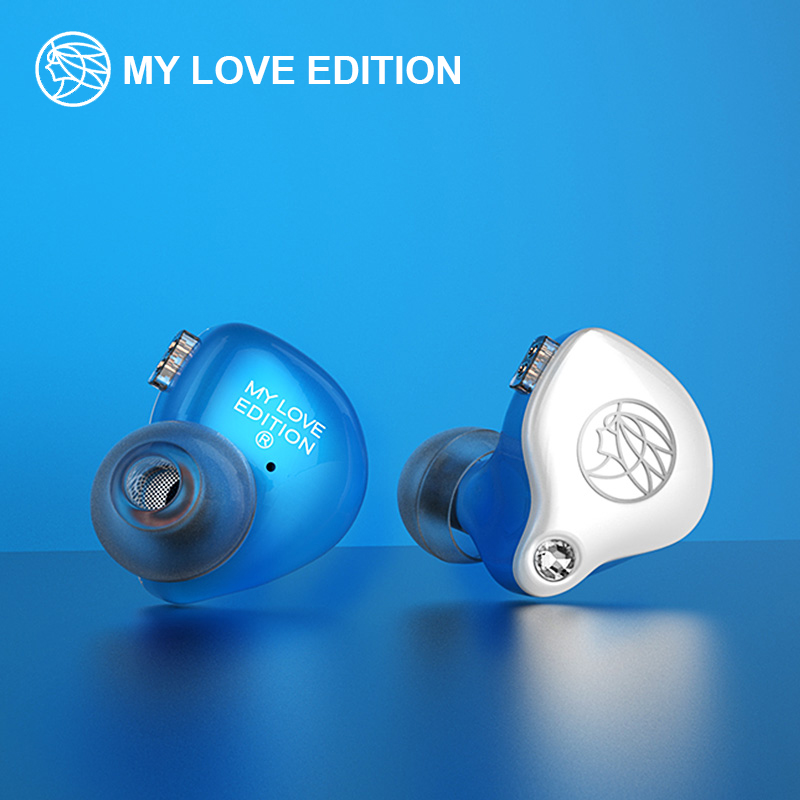 TFZ 2019 MY LOVE Limited Edition MYLOVE Commemorative Dynamic In ear HIFI Monitor Earphones