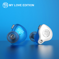 TFZ 2019 MY LOVE Limited Edition MYLOVE Commemorative Dynamic In ear HIFI Monitor Earphones