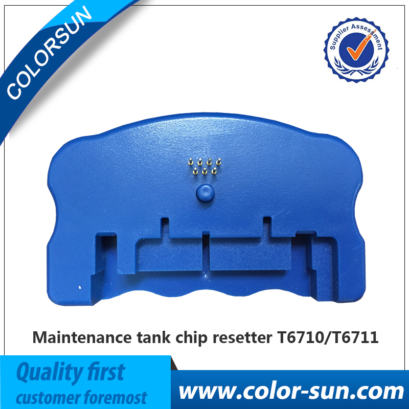 T6710 T6711 Maintenance Tank Chip Resetter For Epson WP-4010 WP-4015 WP-4525 WP-4530 WP-4540 WF-5110 WF-7110 WF-7610 PX-B750F ciss t6771 ciss t6772 t6773 t6774 for epson workforce pro wp 4011 wp 4091 wp 4511 wp 4521 wp 4531 wp 4592 4092 4022 4532