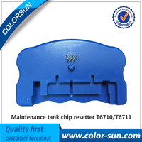 New T6710 T6711 Maintenance Tank Chip Resetter For Epson WP 4530 4540 4511 4531 4015 4025