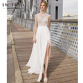 DHL Free Shipping Sleeveless Casual Prom Party Dresses Handmade Customized Plus Size Beach Dress New Fashion Dress Wedding Gowns