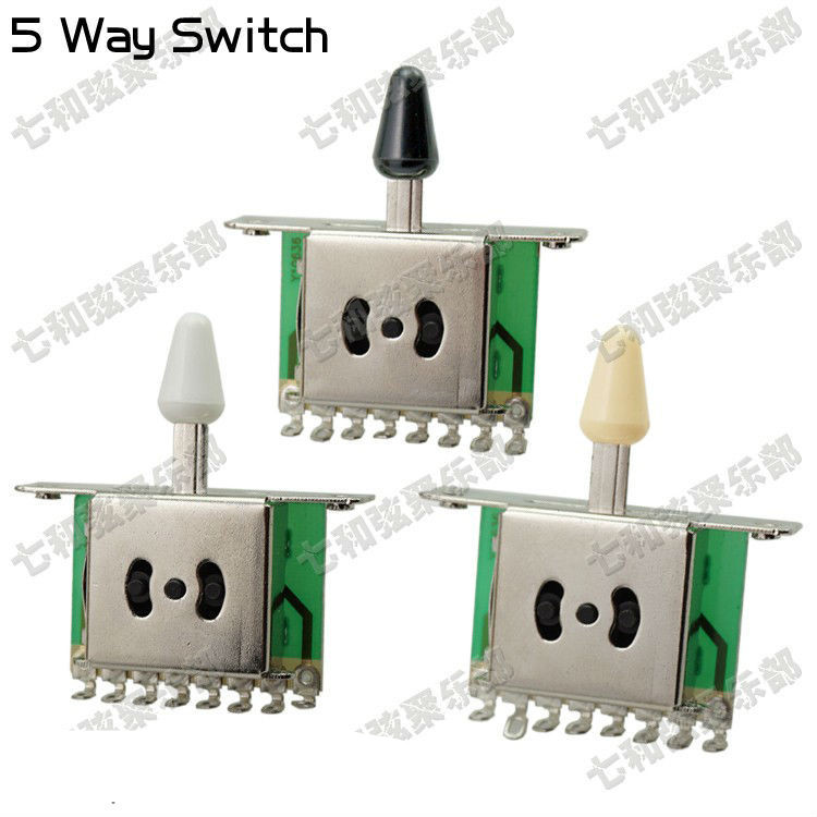 Lovely Dimarzio Switch Thin Excalibur Remote Start Installation Flat Guitar Input Wiring Bulldog Car Alarm Wiring Youthful 2 Humbucker 5 Way Switch PinkOne Humbucker Guitar 3 Pcs 5 Way Selector Electric Guitar Pickup Switches Guitar Toggle ..