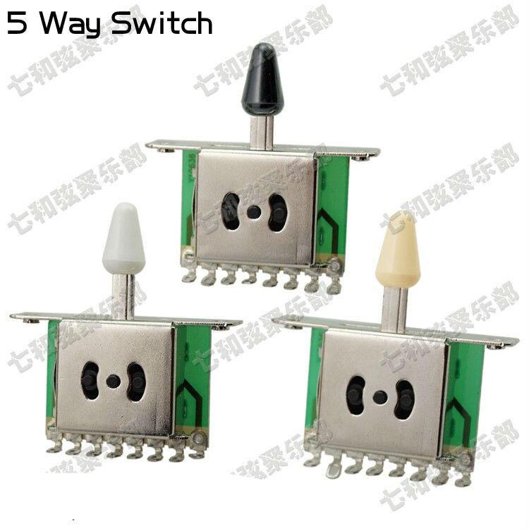 3 Pcs font b 5 b font font b Way b font Selector Electric Guitar Pickup guitar 5 way switch wiring facbooik com,Wiring Diagram For Yke 5 Way Guitar Switch