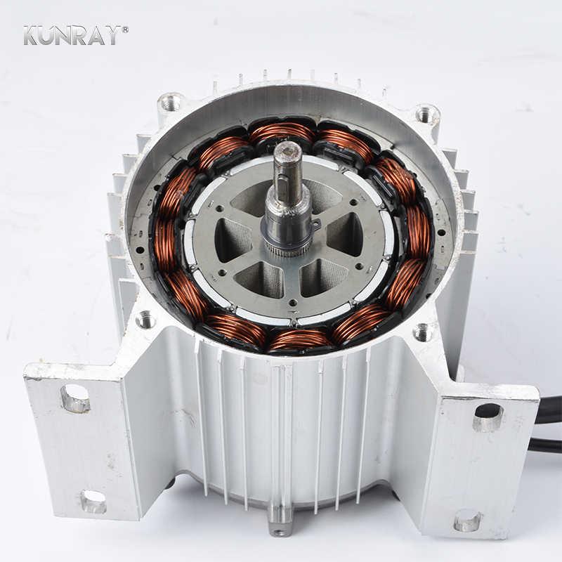 KUNRAY MY1020 BLDC Mi moteur sans balais 48 V 750 W DC, Électrique moteur de moto kit de moteur, pour E-Vélo Dirt Bike Tricycle Quad Voiture