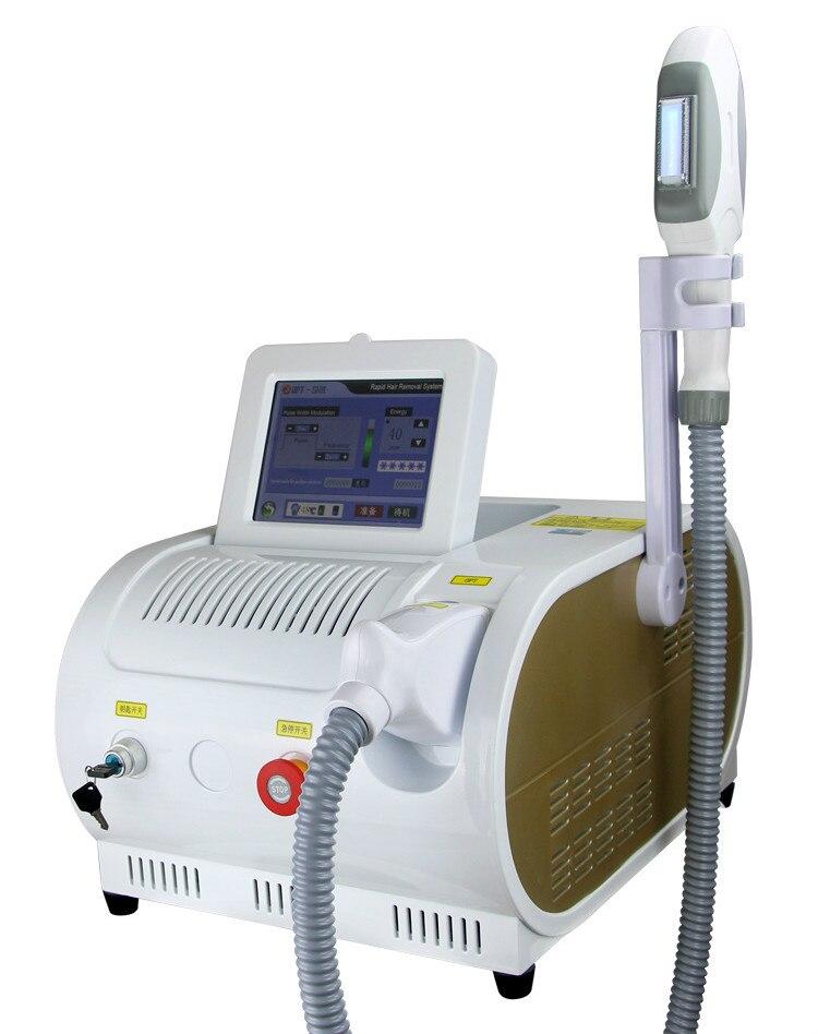 OPT SHR салонное оборудование новый стиль SHR IPL уход за кожей OPT RF IPL Удаление волос косметический аппарат elight омоложение кожи