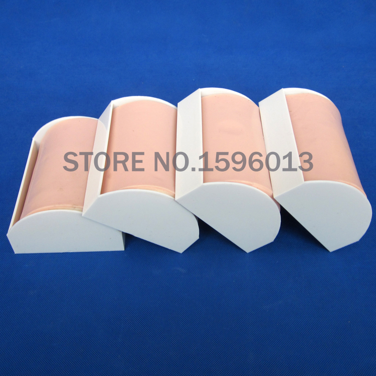 Multi-functional Intramuscular Injection Pad, Muscle injection model, IV Injection kit multi functional intramuscular injection training pad