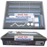 Бесплатная доставка DMX компьютер контроллер жемчужина 2010 DMX консоли Профессиональный Номинальный DJ оборудование для сценического освещени