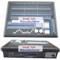 Free Shipping DMX Computer Controller Pearl 2010 DMX Console Professional Led Par DJ Stage Lighting Equipment Flightcase Package