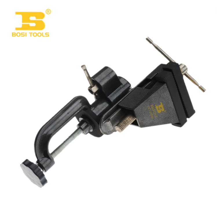2016 Persian tools bench Vice bench vise swivel with anvil desk 360-degree turn the vise BOSI Tools dremel