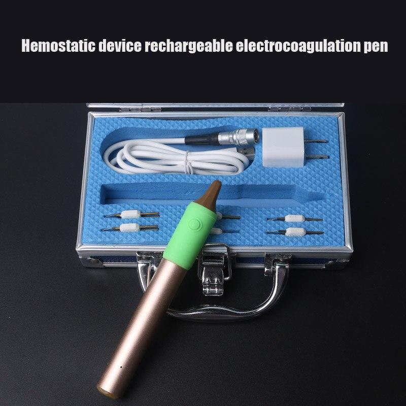 Eletrocoagulação caneta hemostat v70 pálpebra dupla ferramenta