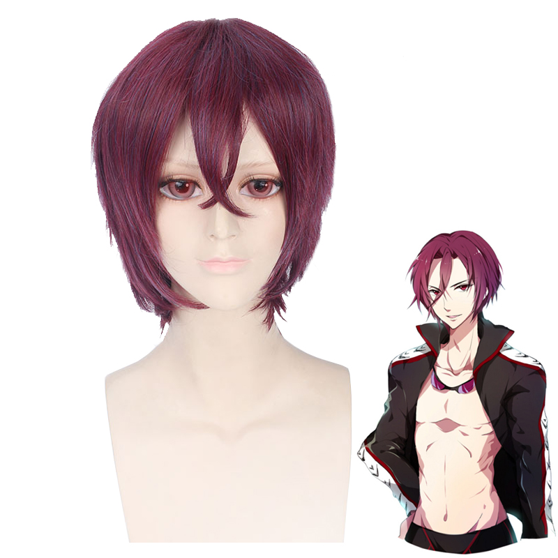 Anime Free Rin Matsuoka Wig Cosplay Costume Men Women Short Heat Resistant Synthetic Hair Halloween Party Role Play Wigs Anime Costumes Aliexpress Anime rin matsuoka samezuka academy cosplay uniforms mp001951. us 12 83 15 off anime free rin matsuoka wig cosplay costume men women short heat resistant synthetic hair halloween party role play wigs anime