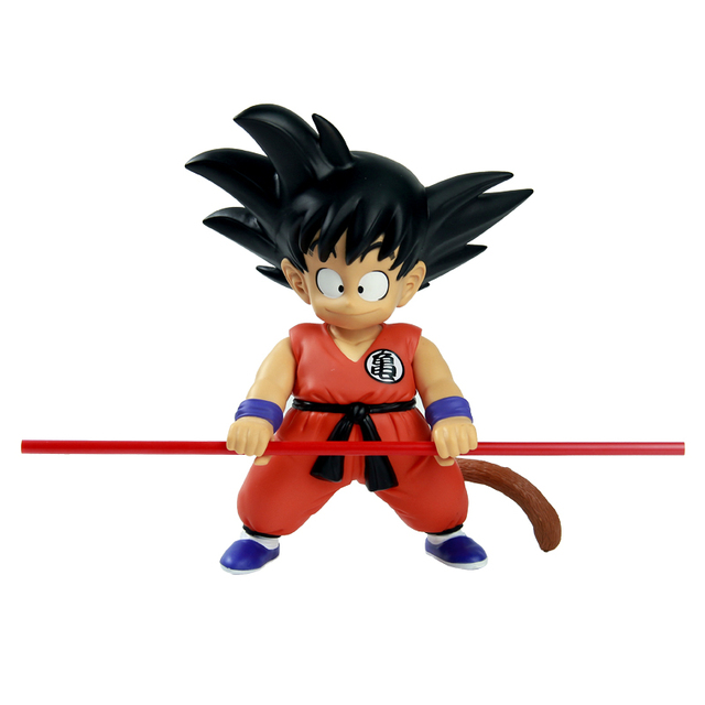 Son Goku and Young Krillin Models (20 CM) (Sold Seperately)