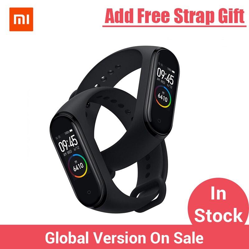 Xiaomi Mi Band 4 za $26.68 / ~103zł