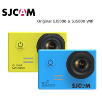 Original SJCAM SJ5000 Series SJ5000 SJ5000 WiFi Action Camera 2 0 LCD Waterproof Camera 1080p HD