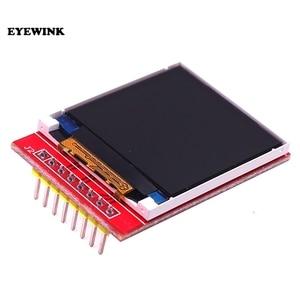 Image 2 - 10 pièces/lot 1.44 pouces série 128*128 SPI couleur TFT LCD Module au lieu de Nokia 5110 LCD livraison gratuite