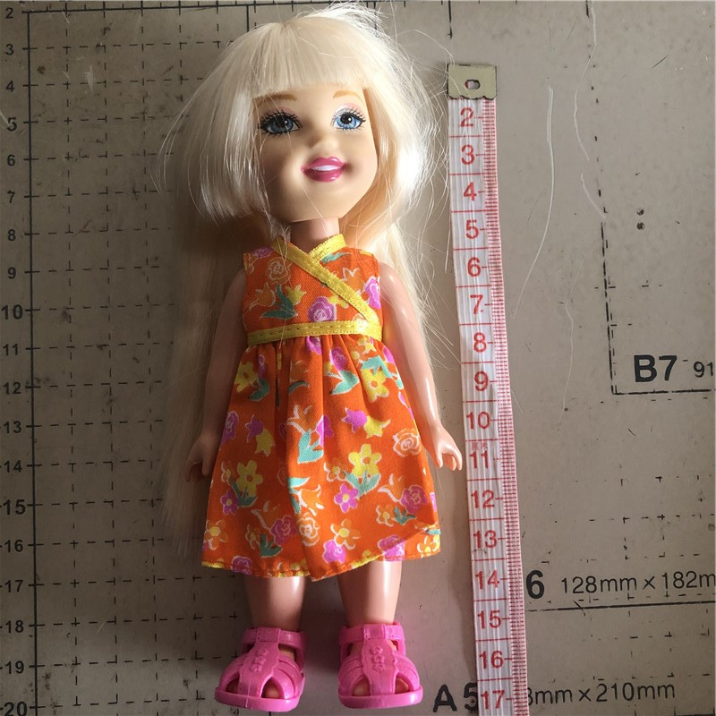 Big Kelly Doll in Size 15cm Toys Children Girl Gifts Toys For Barbie/'s Sister